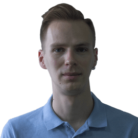 Kastus Zhukouski Data Scientist