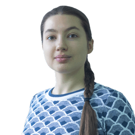 Lada Navitskay Software Engineer