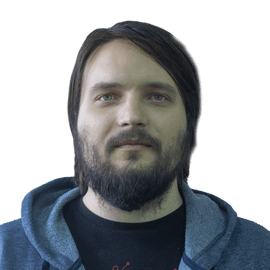 Maksim Zhouner Senior Software Engineer