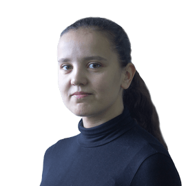 Maryia Mankevich Mathematician