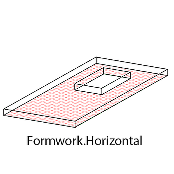 formwork-horizontal