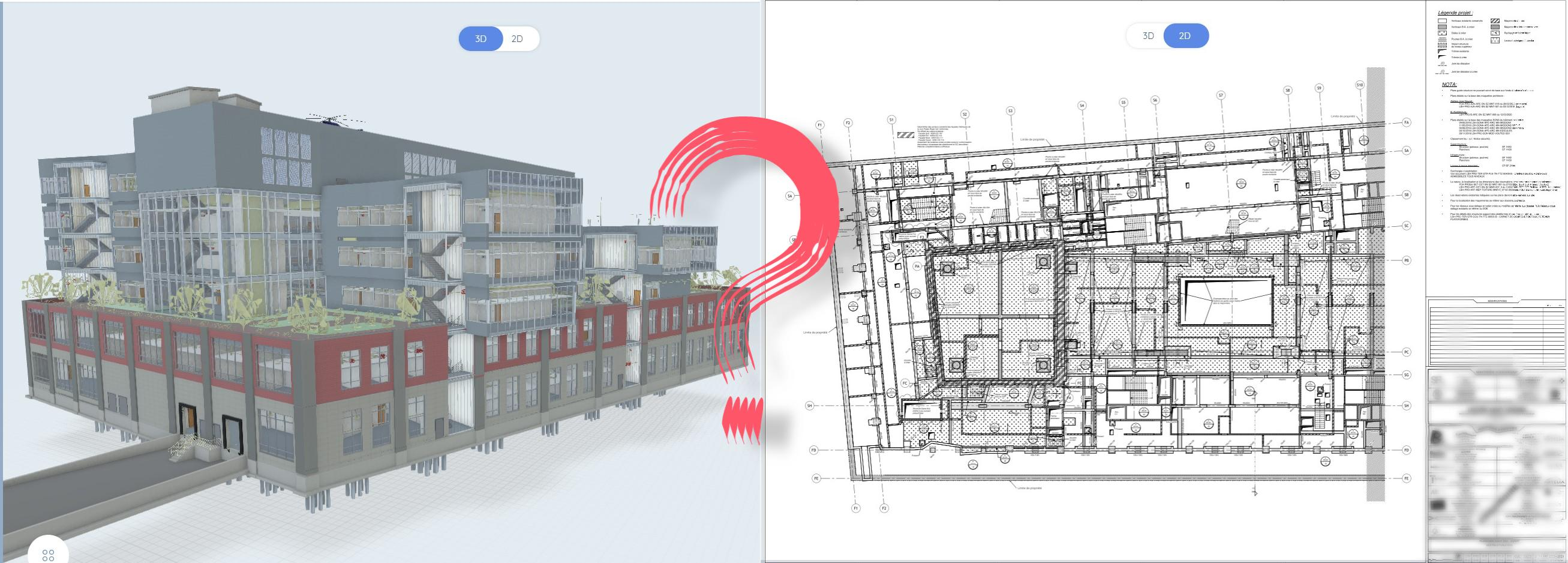 4 reasons to switch from PDF drawings to 3D BIM quantity takeoff