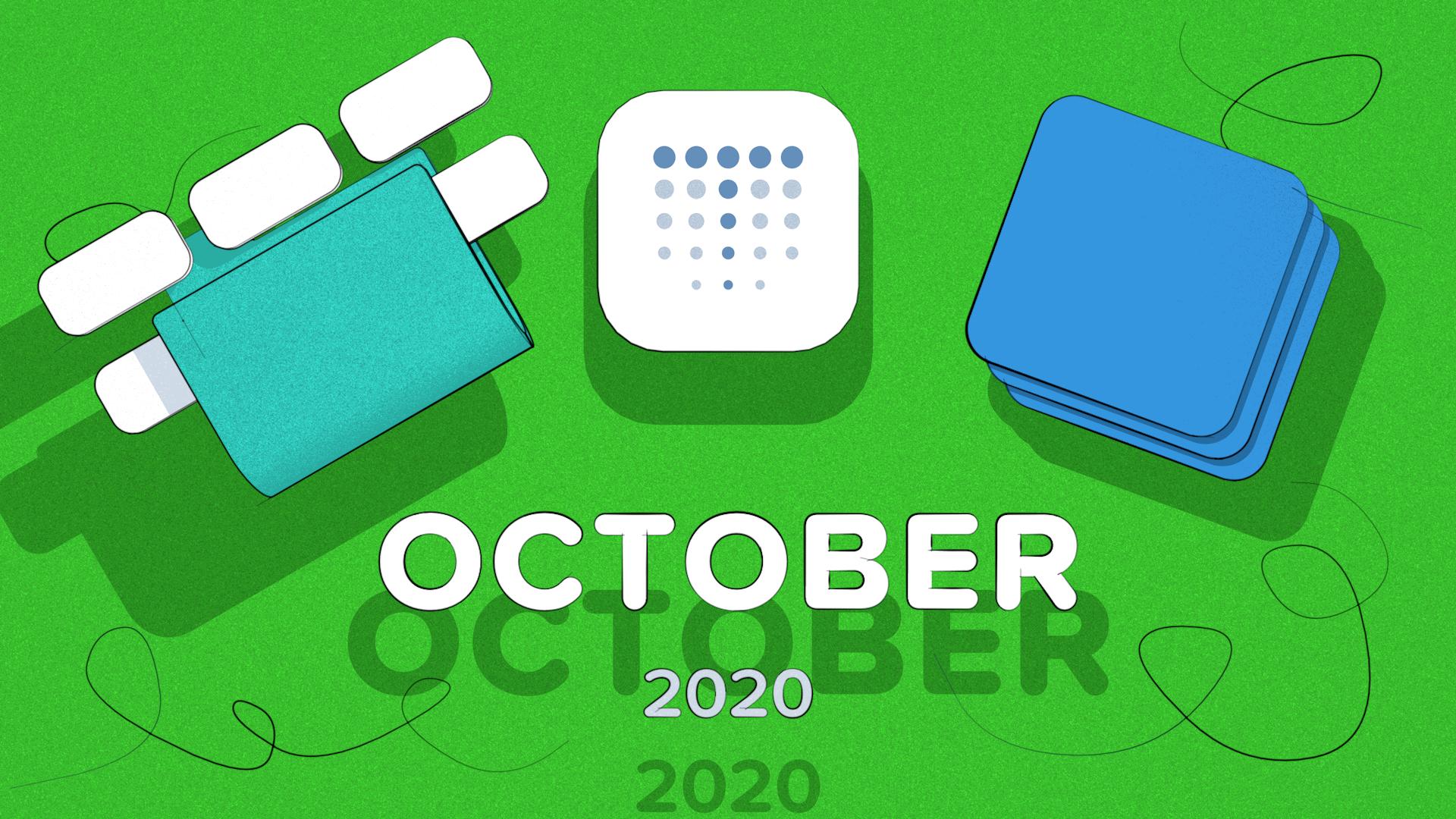October 2020. Kreo Takeoff