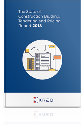 The State of Construction Bidding, Tendering and Pricing Report 2018