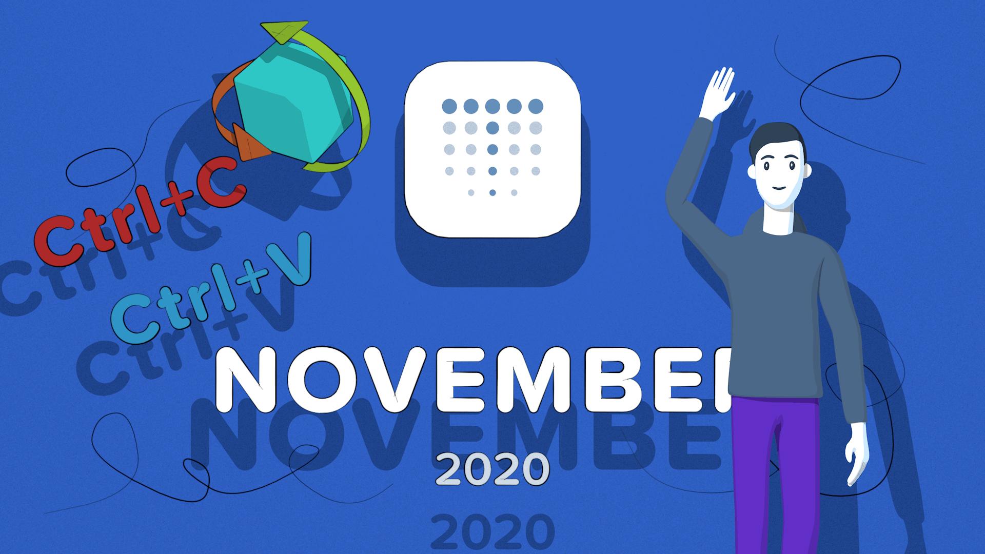 November 2020. Kreo Takeoff